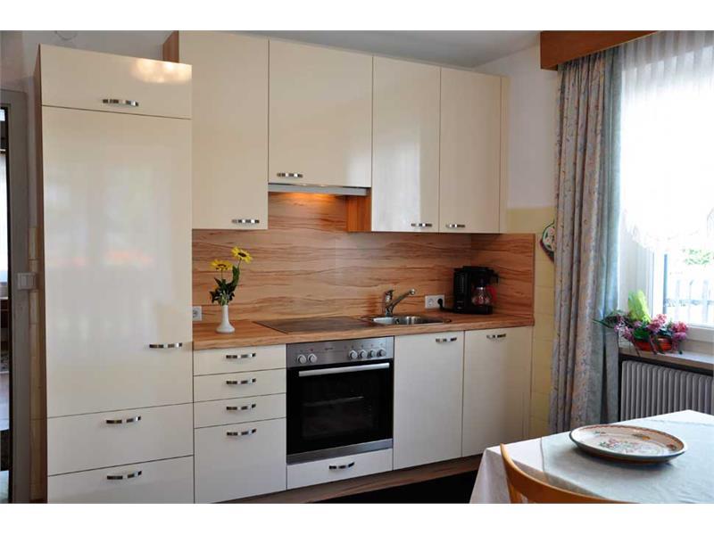 Haus Monika - Ferienwohnung Hochparterre - Küche