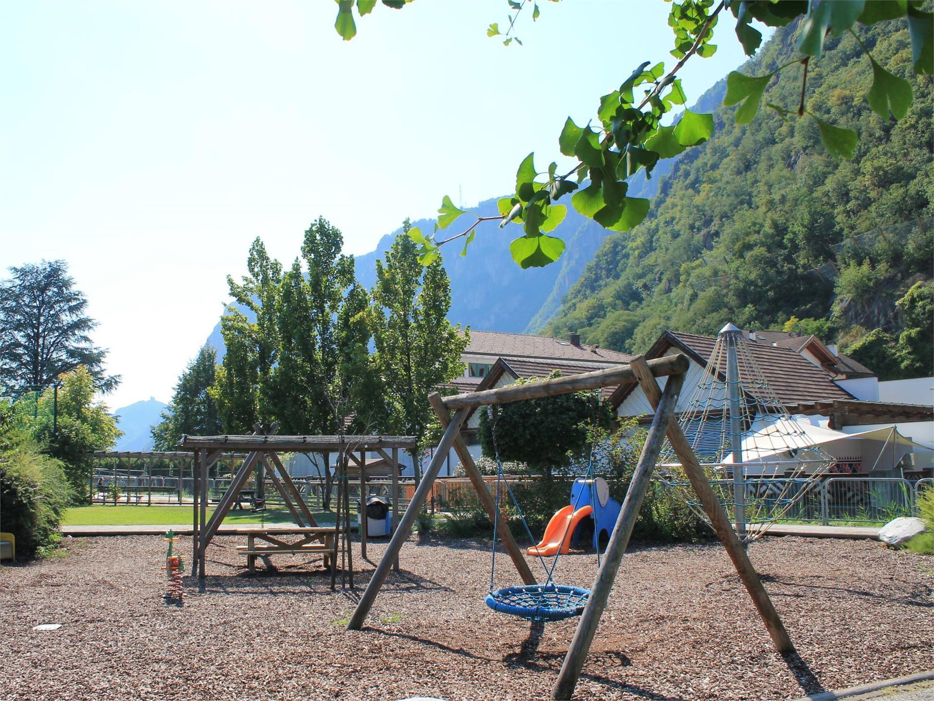 Kinderspielplatz Pfatten