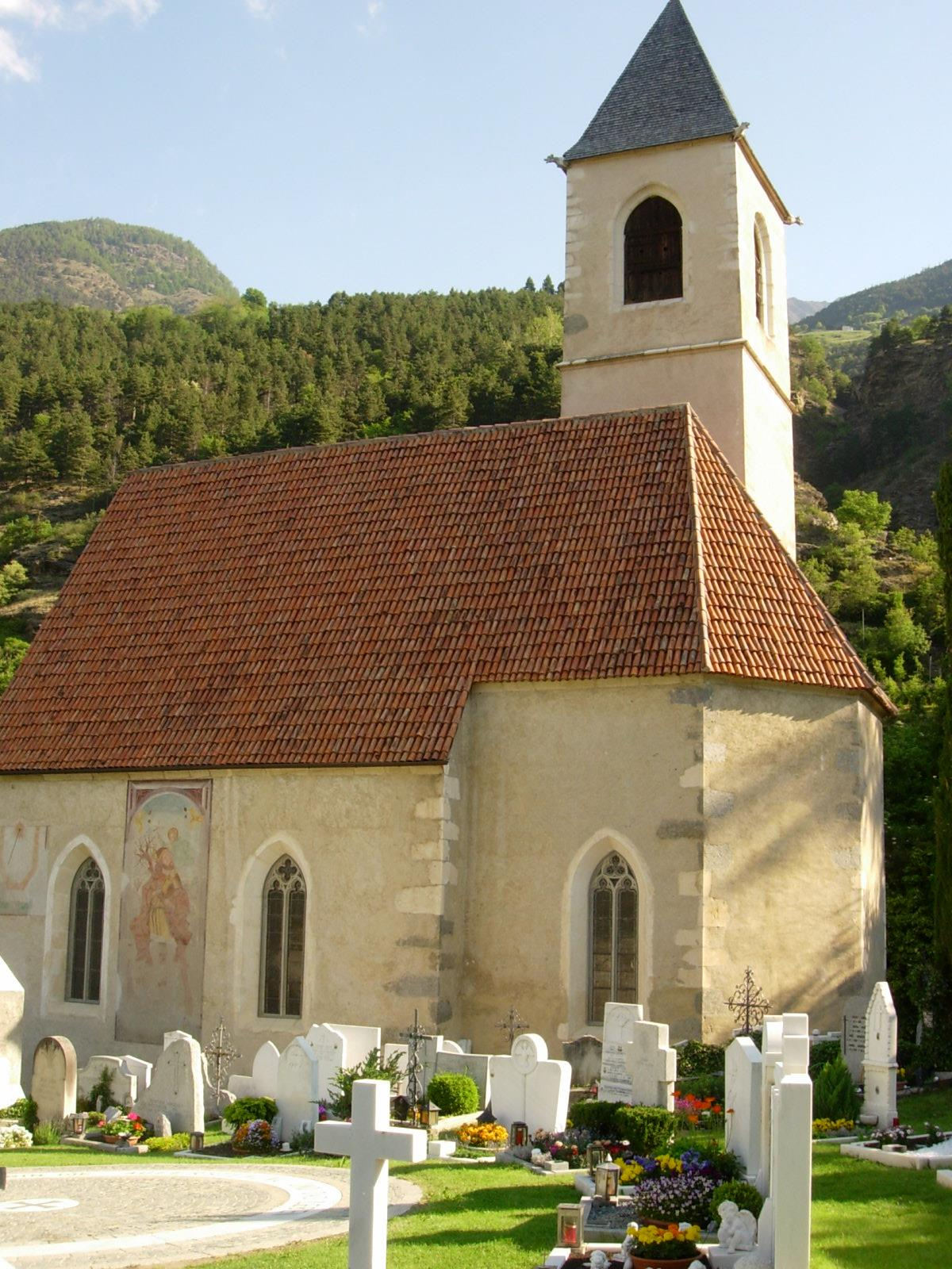 Parish church S. Luzius