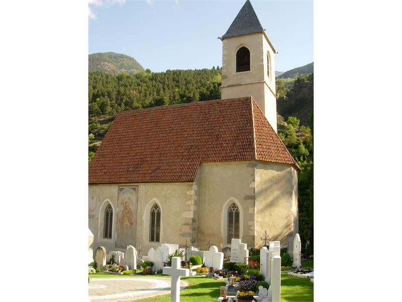 Pfarrkirche zum Heiligen Luzius