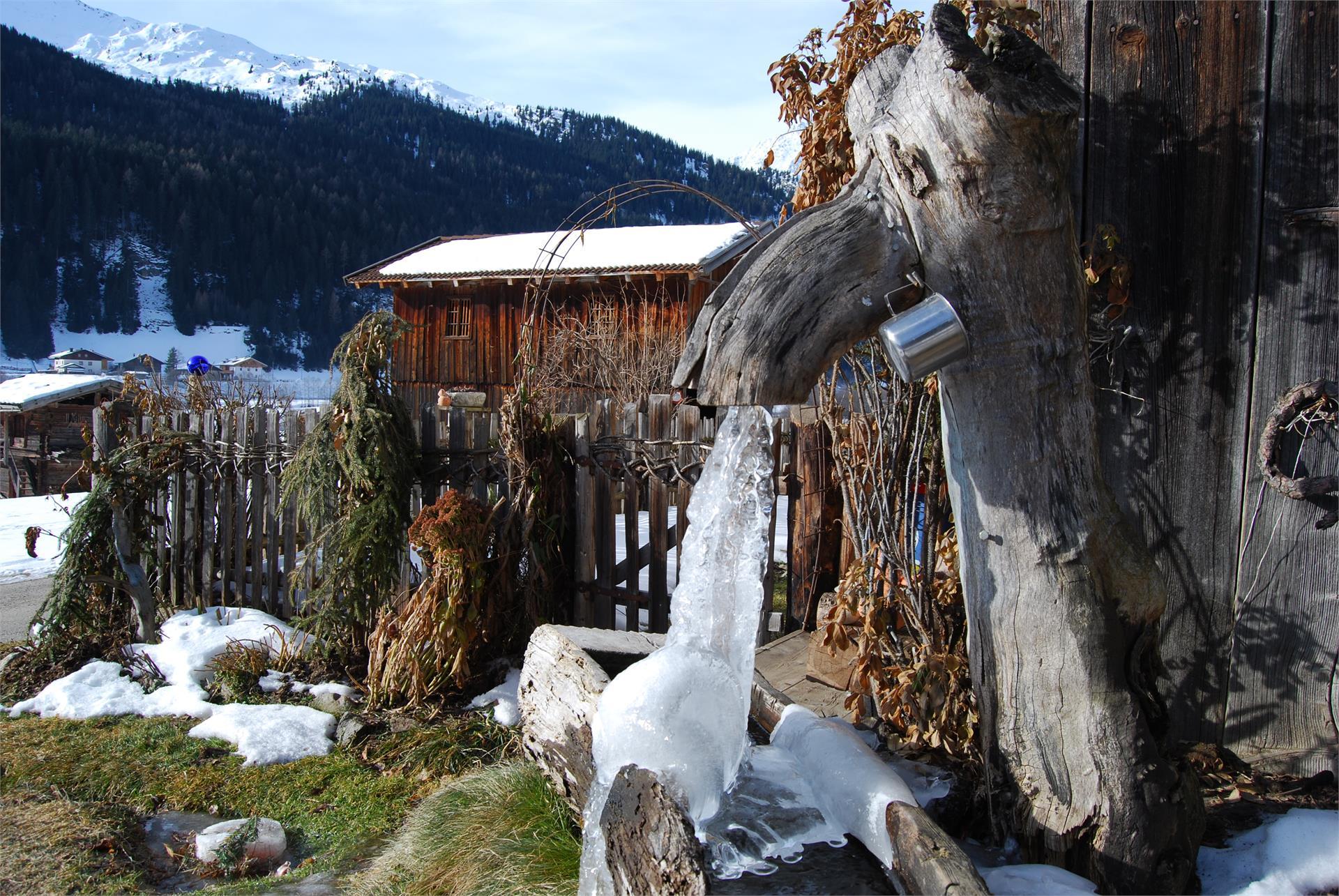 Winterwanderung durch das Pflerschtal