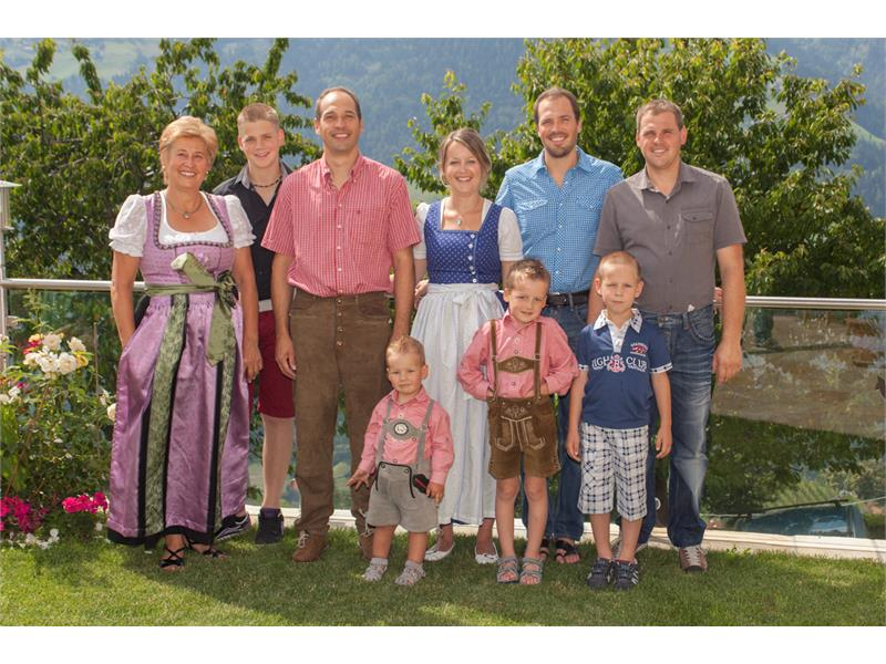 Familie Pircher