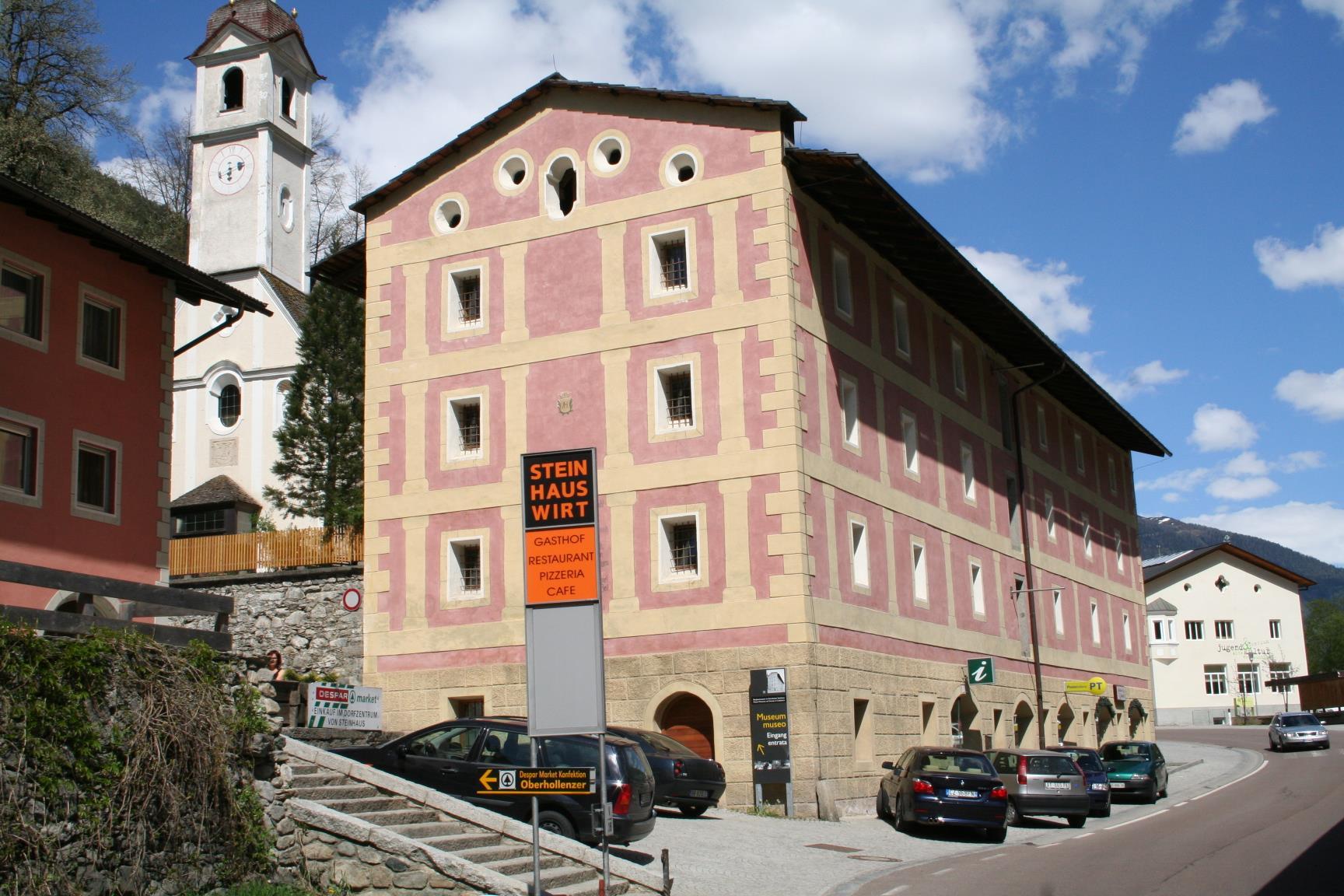 Tourist Information Valle Aurina/Ahrntal - Cadipietra/Steinhaus