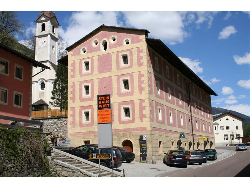 Ahrntal Tourismus Information - Steinhaus