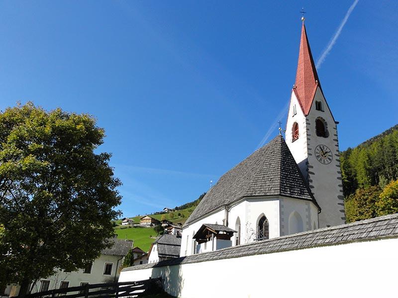 Ahornach - Kirche zu Hl. Anna