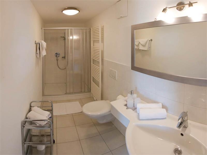 Wintergarten-Badezimmer