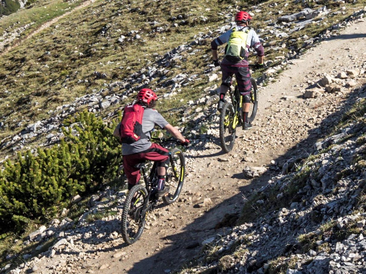 MTB-Tour  Val Casies/Gsiesertal Valley (046)