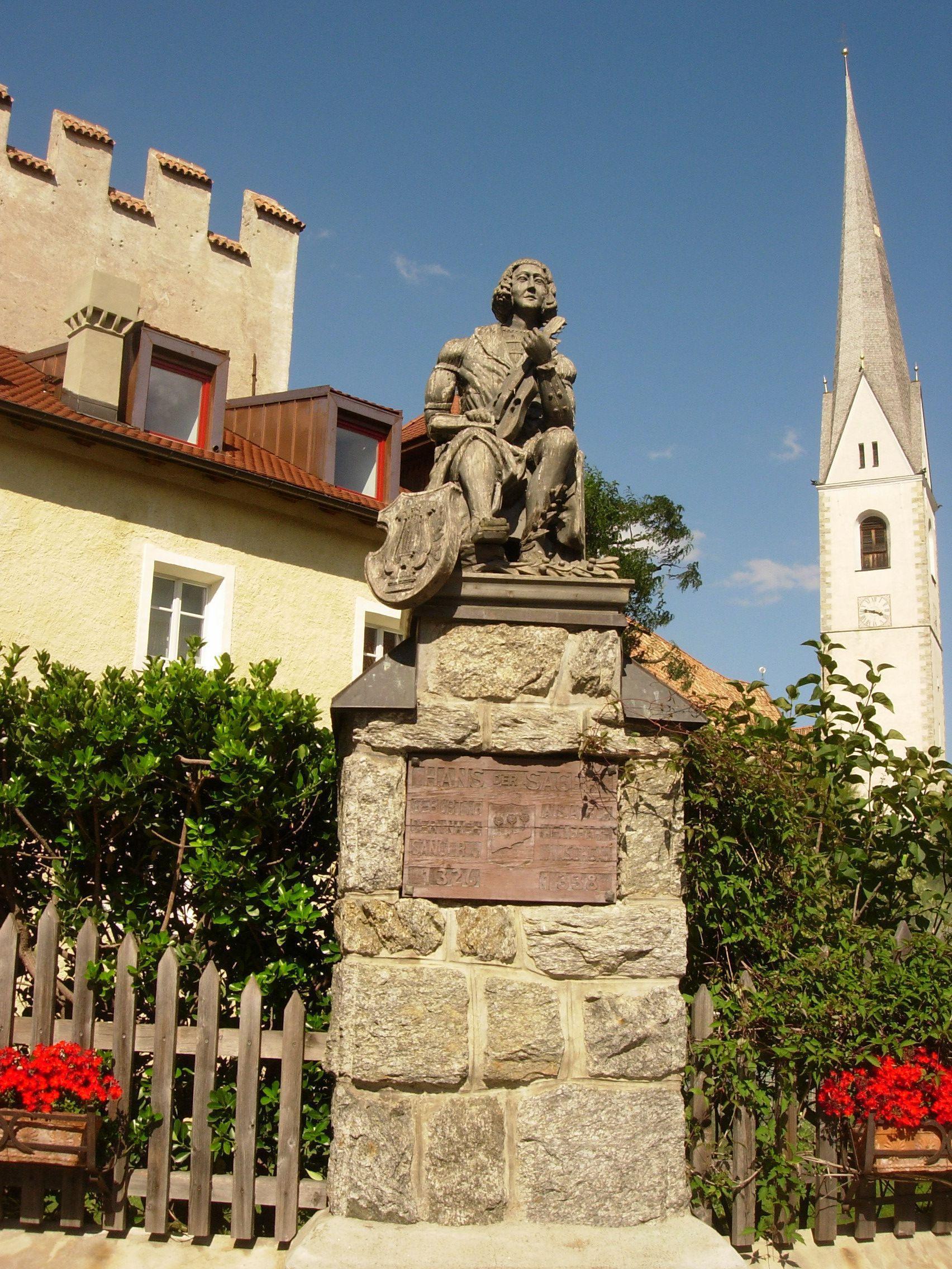 Monument Hans der Sager