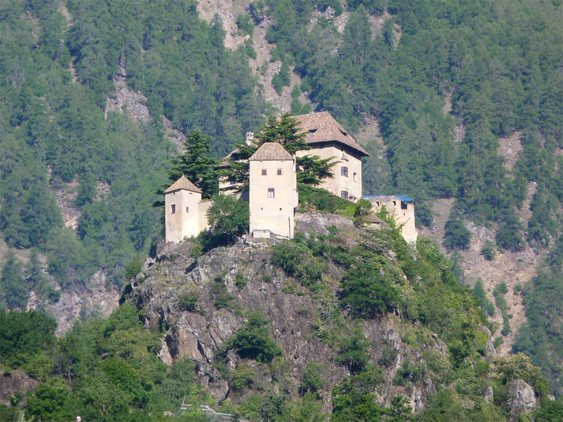 Juval Castle of Reinhold Messner