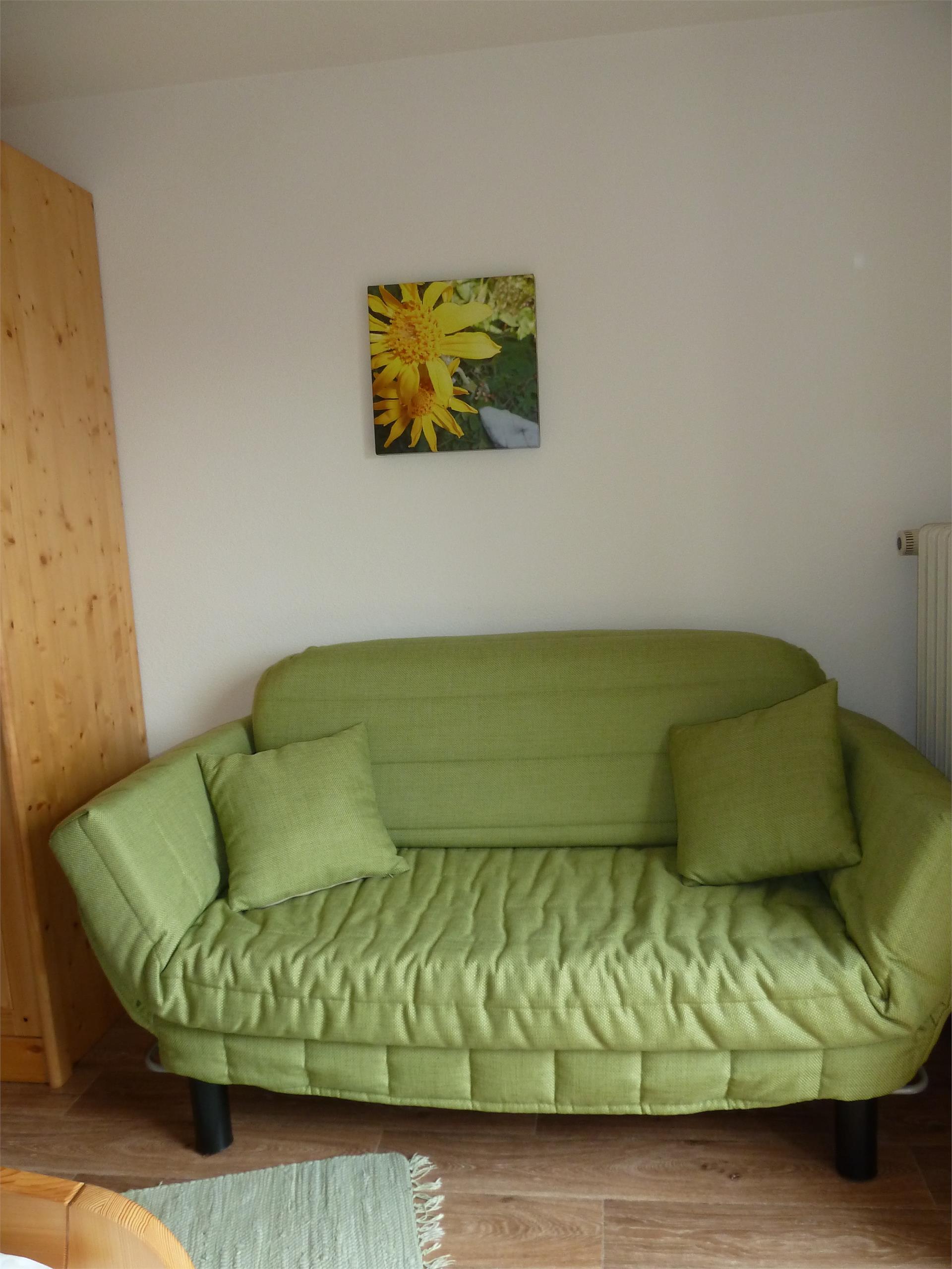 Zimmer 2 Wohnung Ulla- Haus Albert Haselrieder, Völs am Schlern