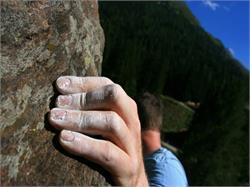 Palestra di roccia