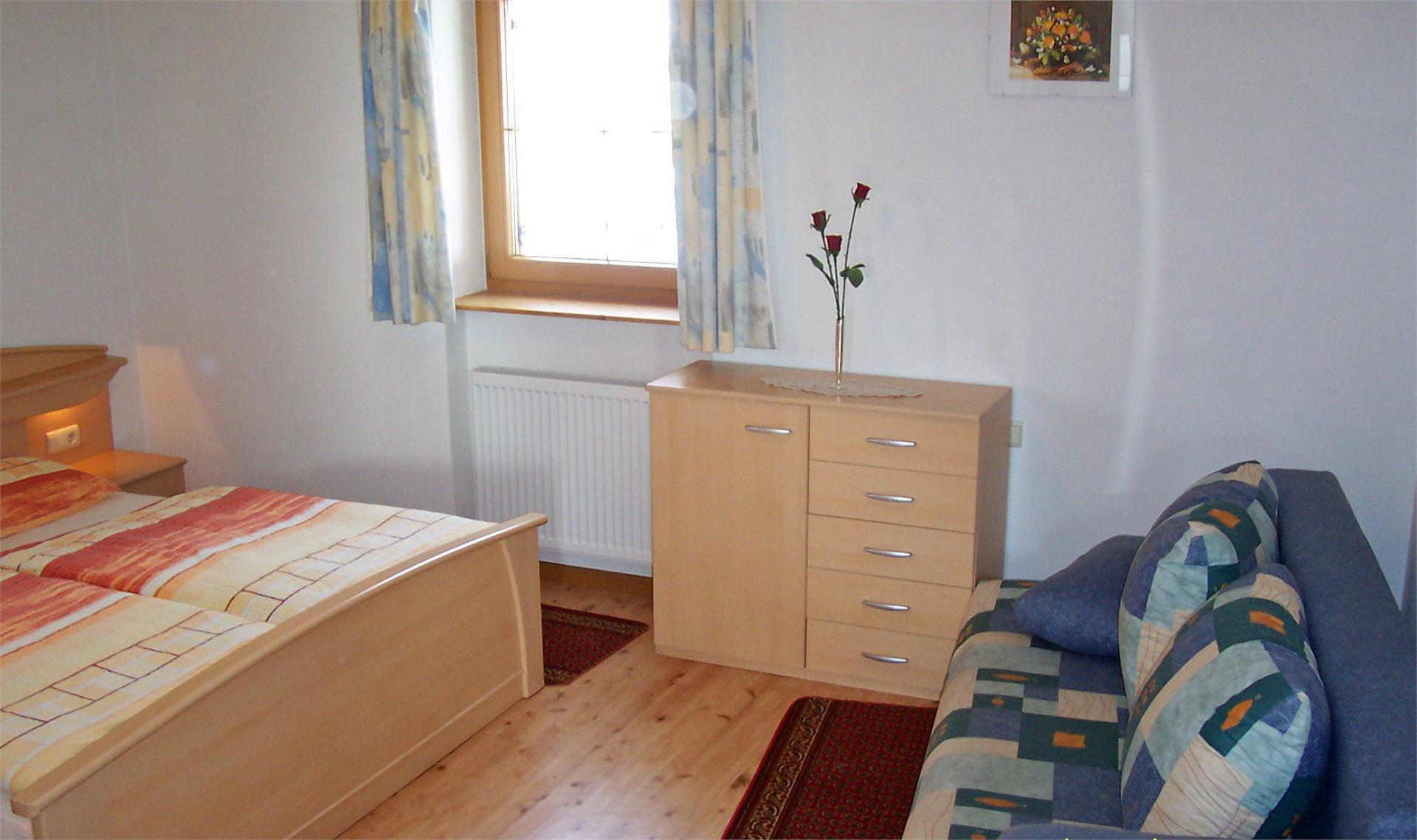 Schlafzimmer in Wohnung