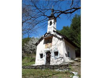 "The pilgrimage chapel ""Urlaubstöckl"""