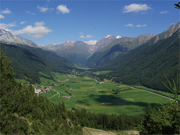 Pfitscherhof Val di Vizze