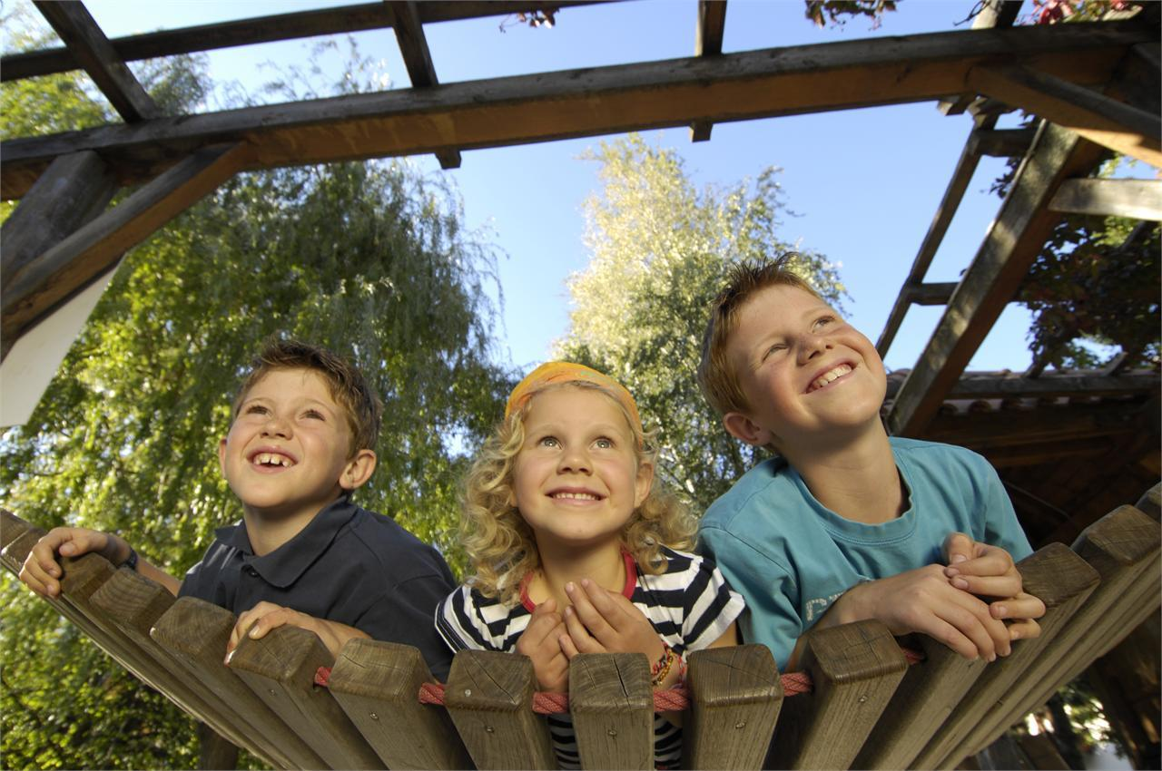 Parco giochi a Ponte Clava