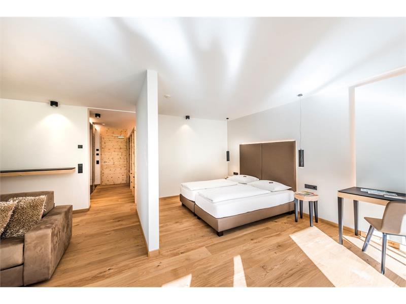 Hotel Val Venosta Villa Waldkönigin junior suite