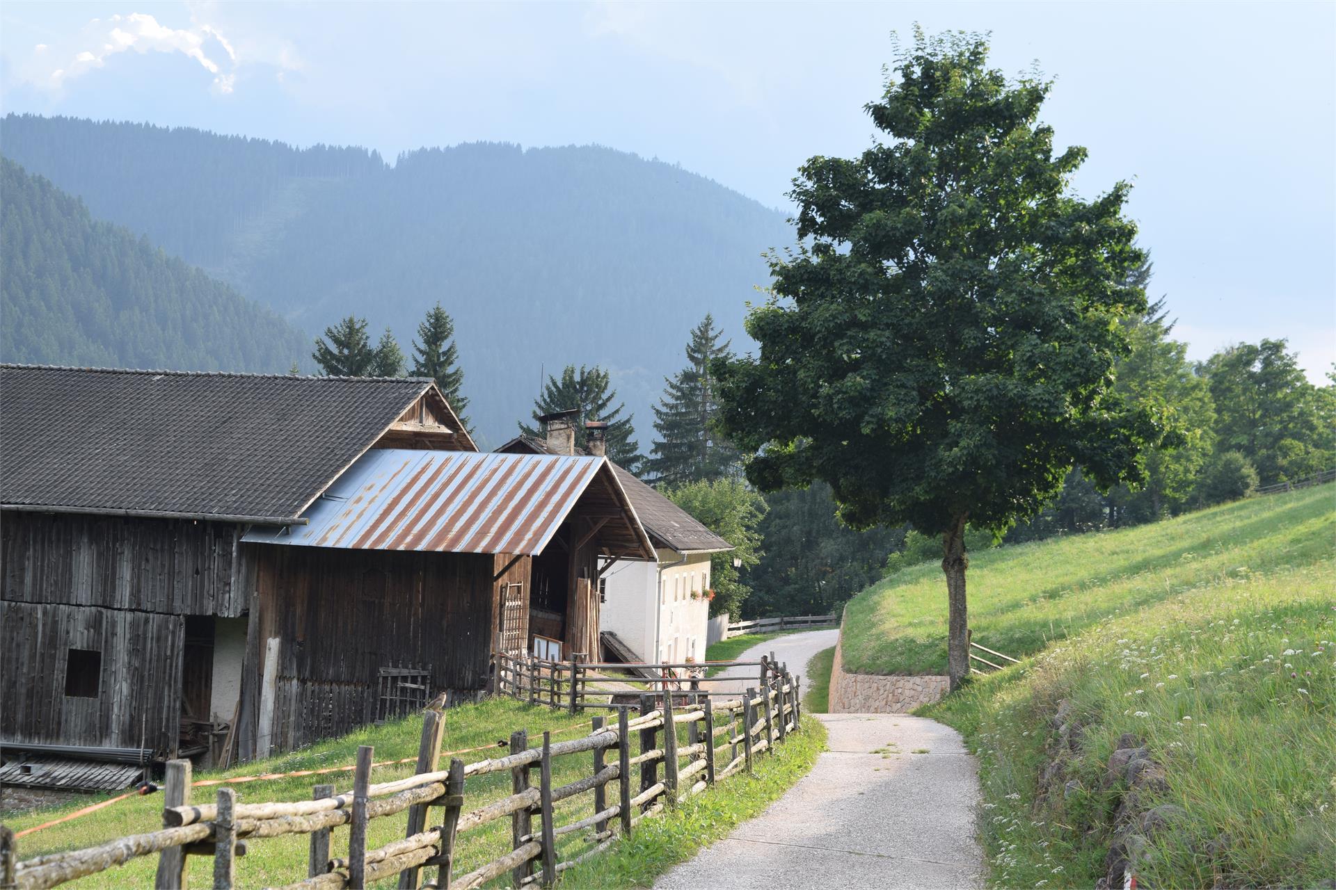 Panoramaweg Welschnofen
