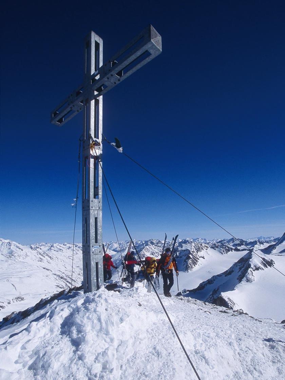 Skitour zum Similaun