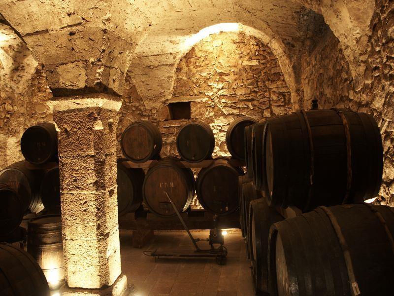 Südtiroler Weinmuseum in Kaltern am See