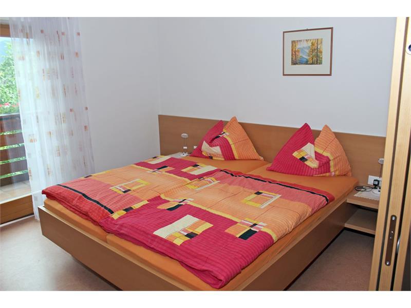 Schlafzimmer 2 Wohnung B