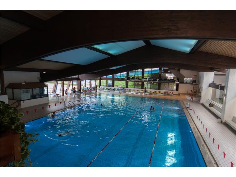Schwimmbad intern