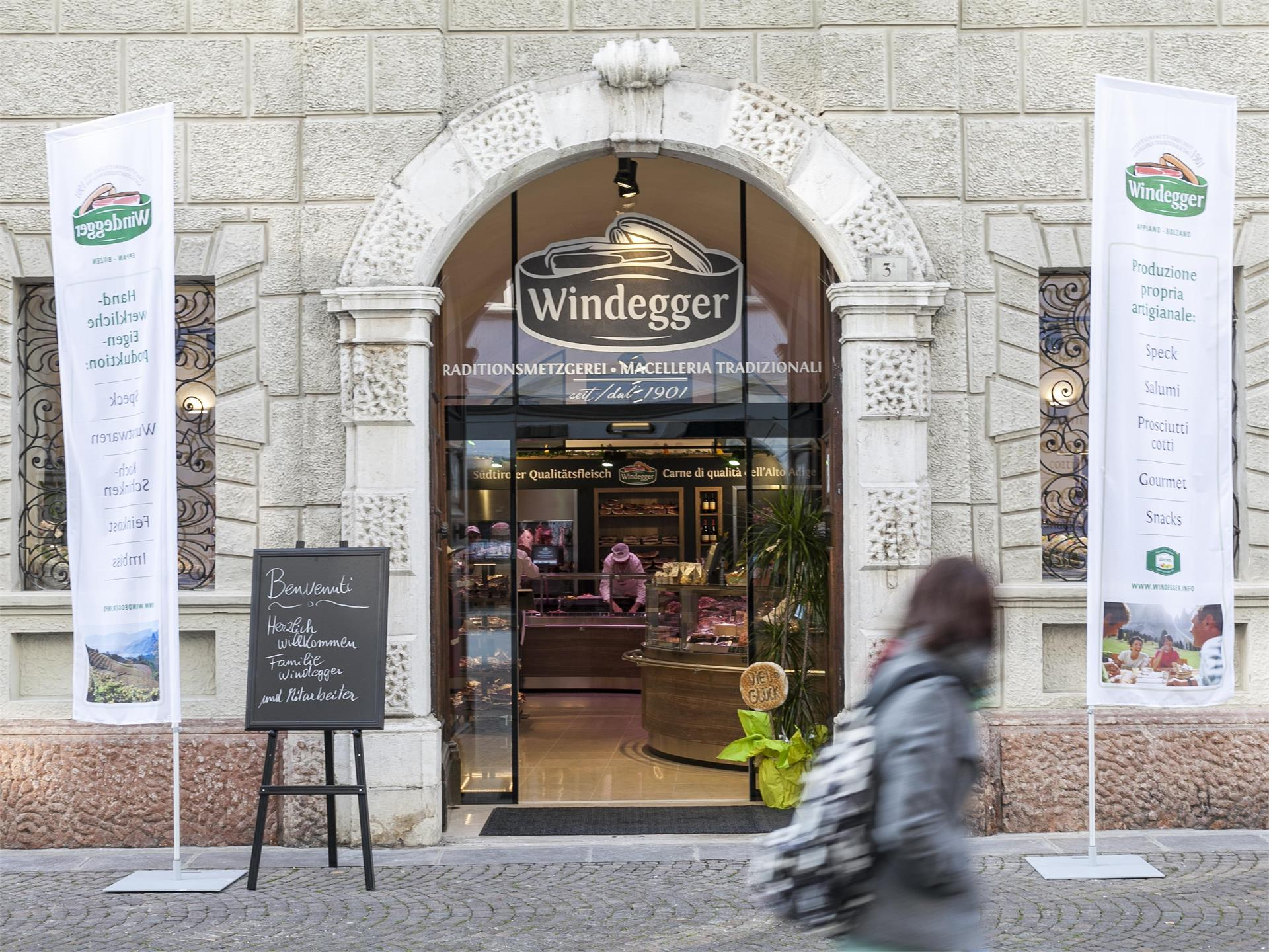 Butcher's shop Windegger