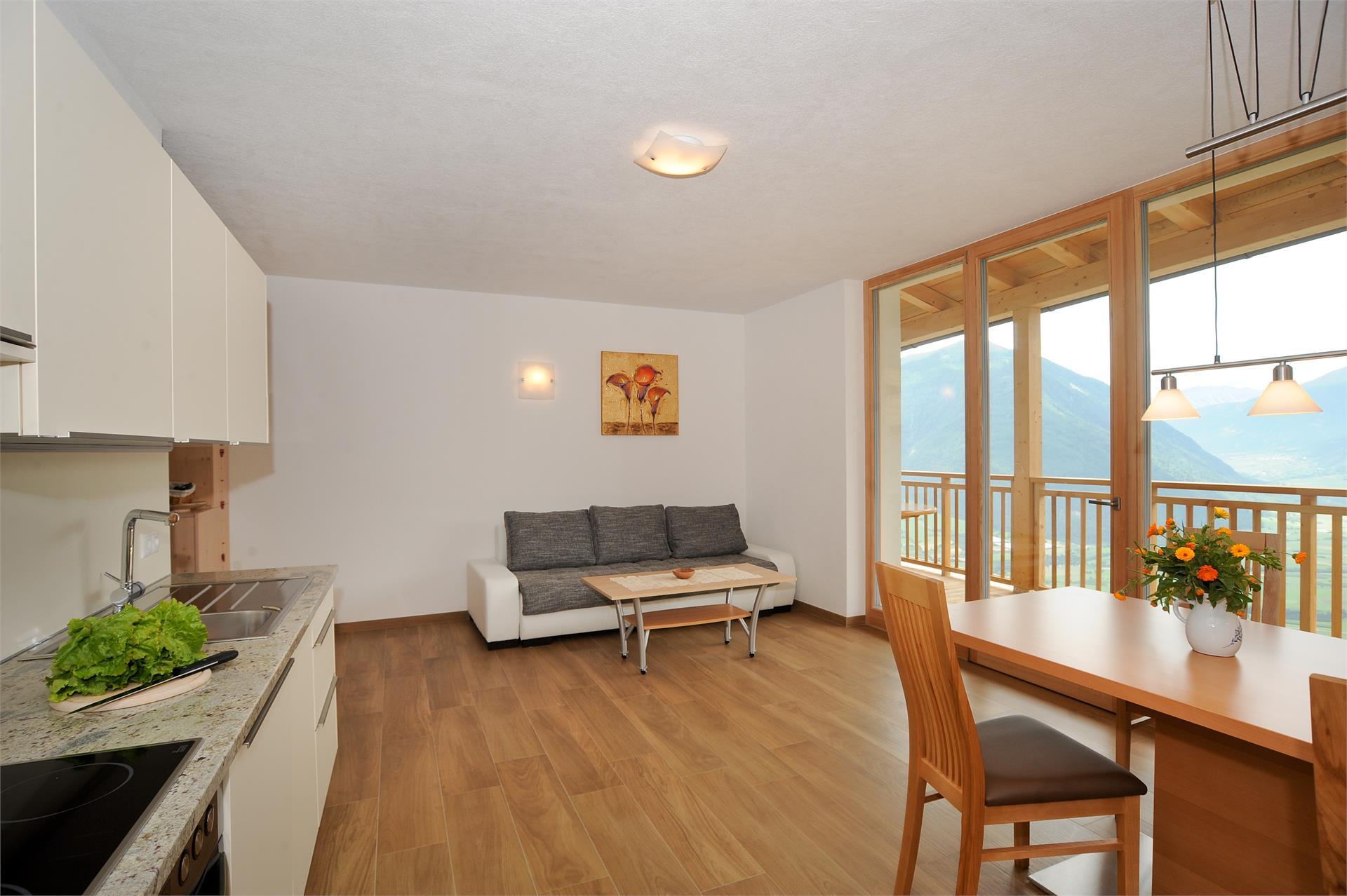 Wohnküche - Ferienwohnung