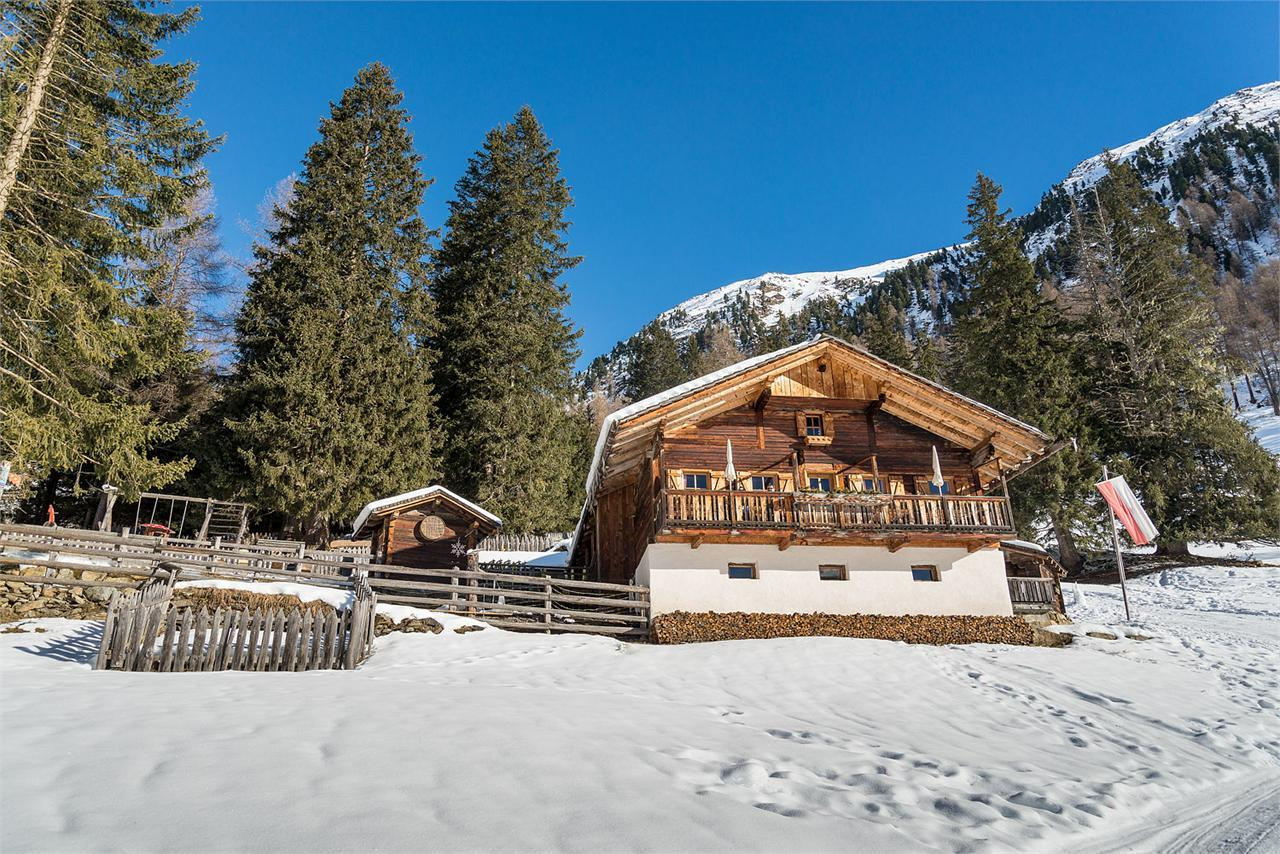 Kradorfer Alm in St. Magdalena/Gsieser Tal