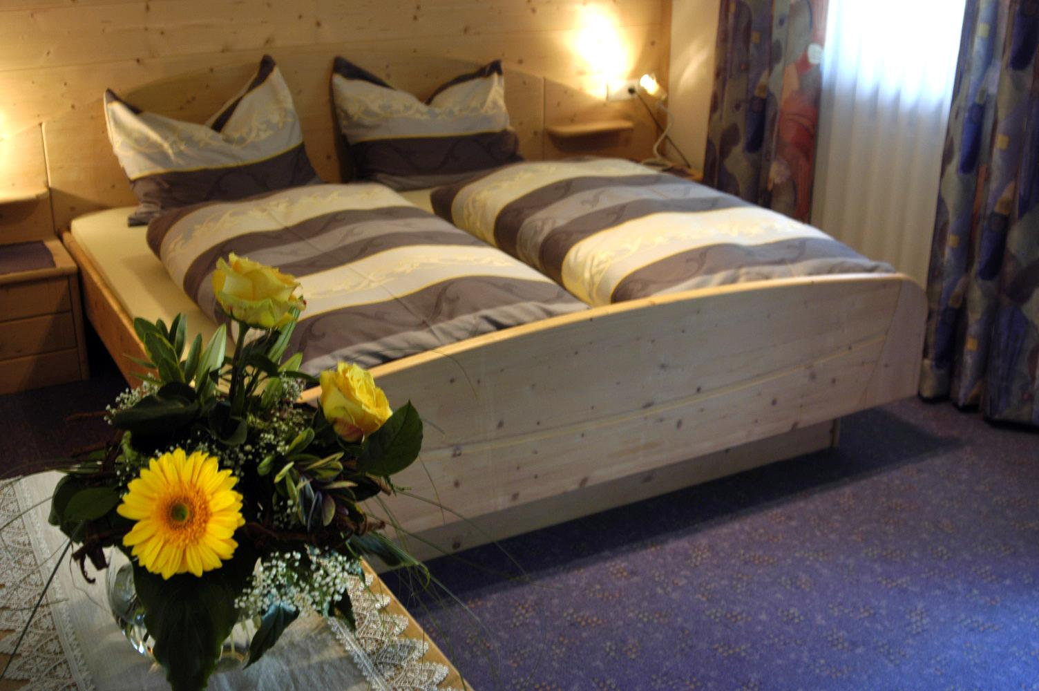 Haus Lampacher - Schlafzimmer