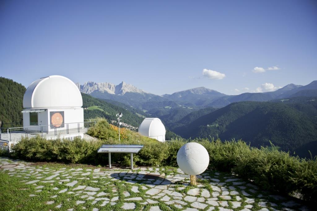 "Star observatory ""Max Valier"""