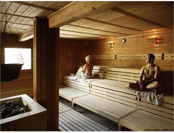 Sauna Acquarena