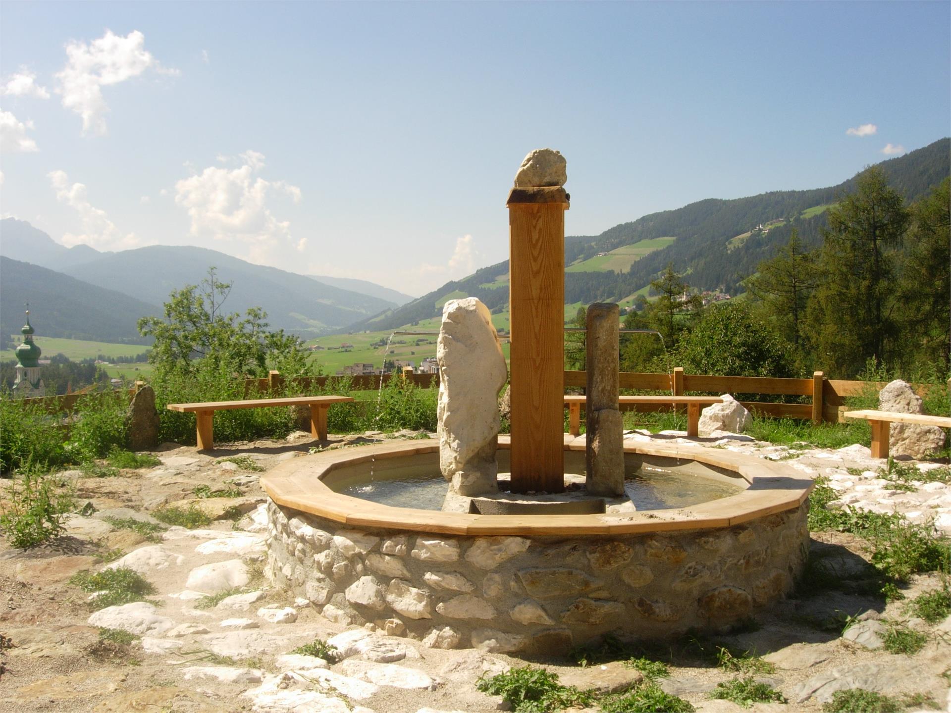 Fontana due acque