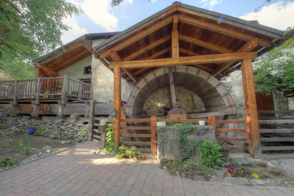 Glurnser Stadtmühle