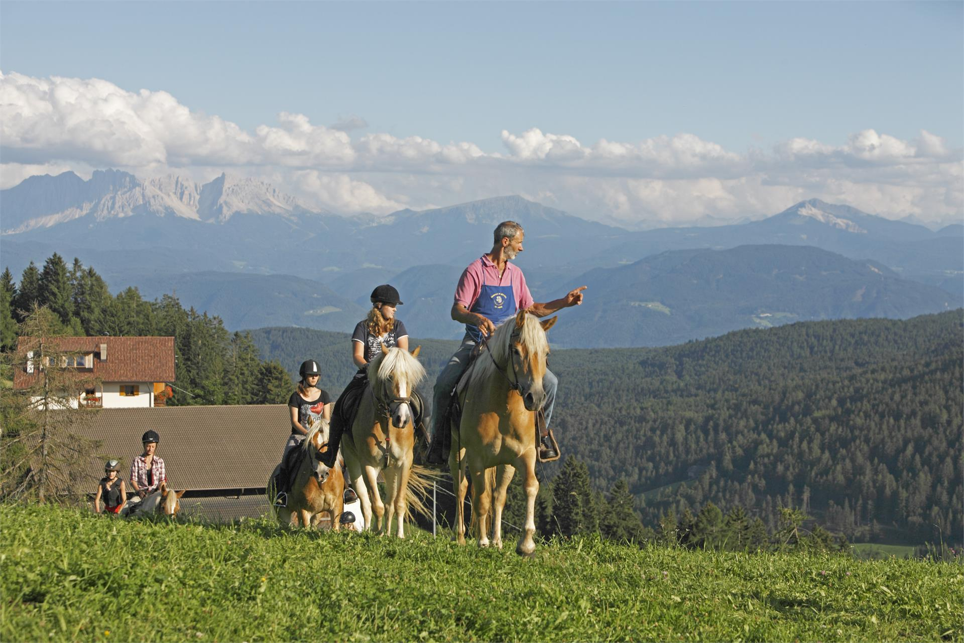 Horse farm Oberfahrerhof