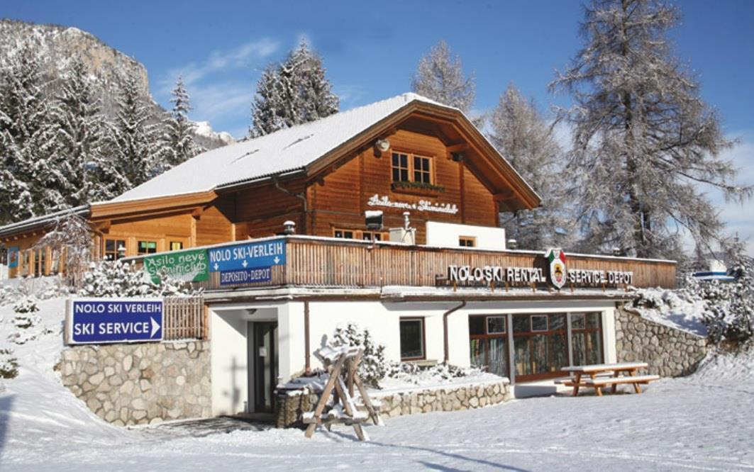 Rental Ski Service by Scuola Sci La Villa
