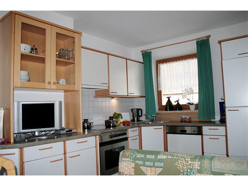 Appartement Lärche Küche