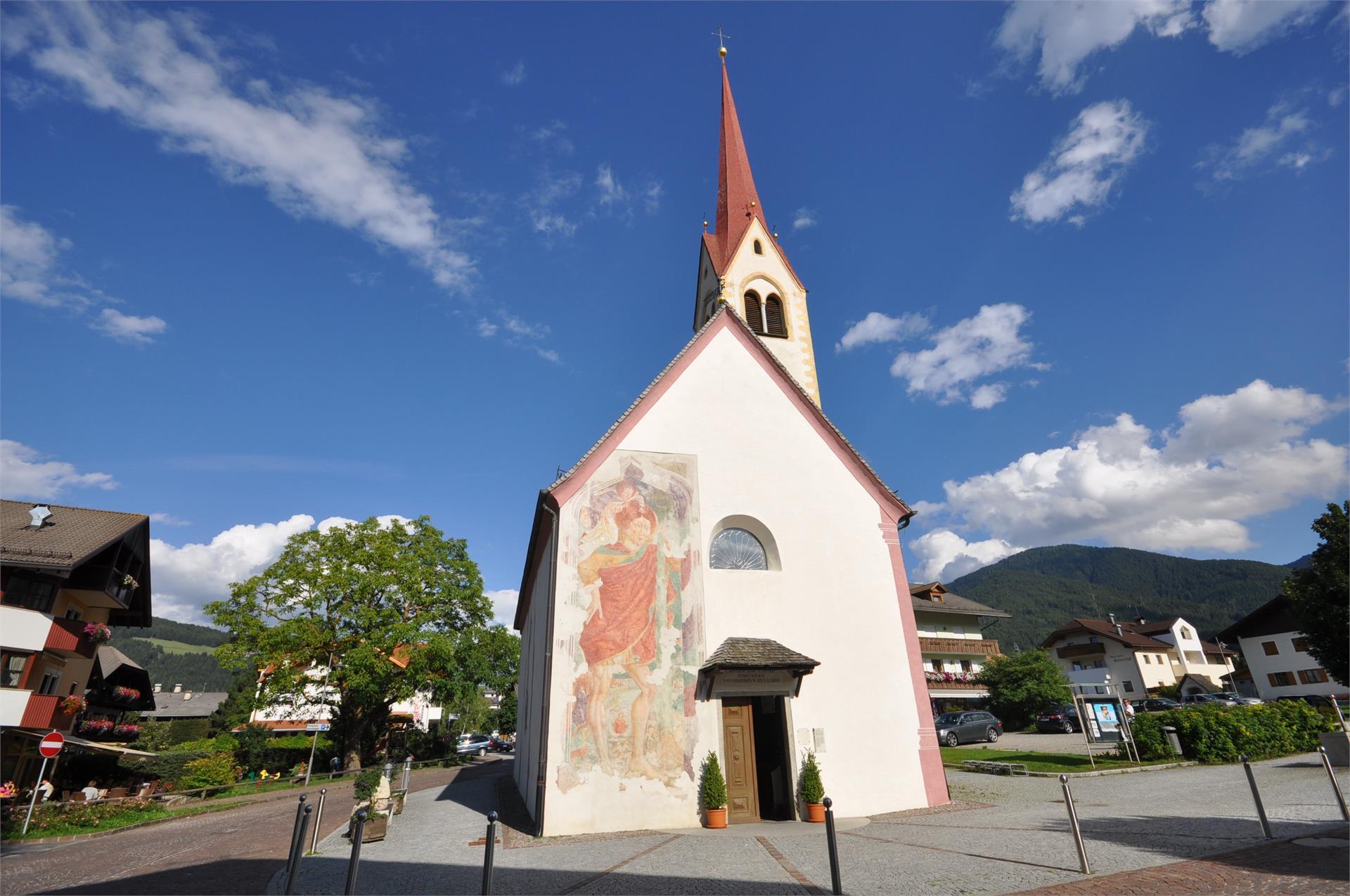 Church S. Egidio/St. Ägidius