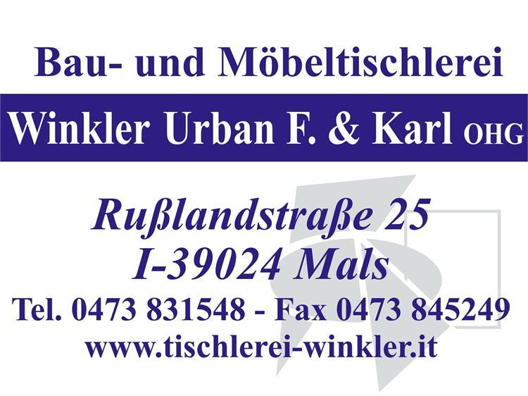 Tischlerei Winkler