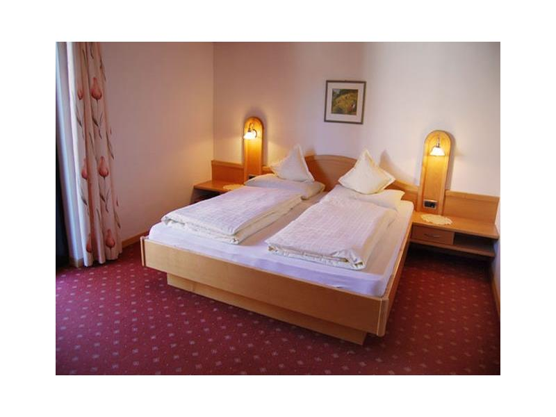 Camera da letto - Casa Bergfried