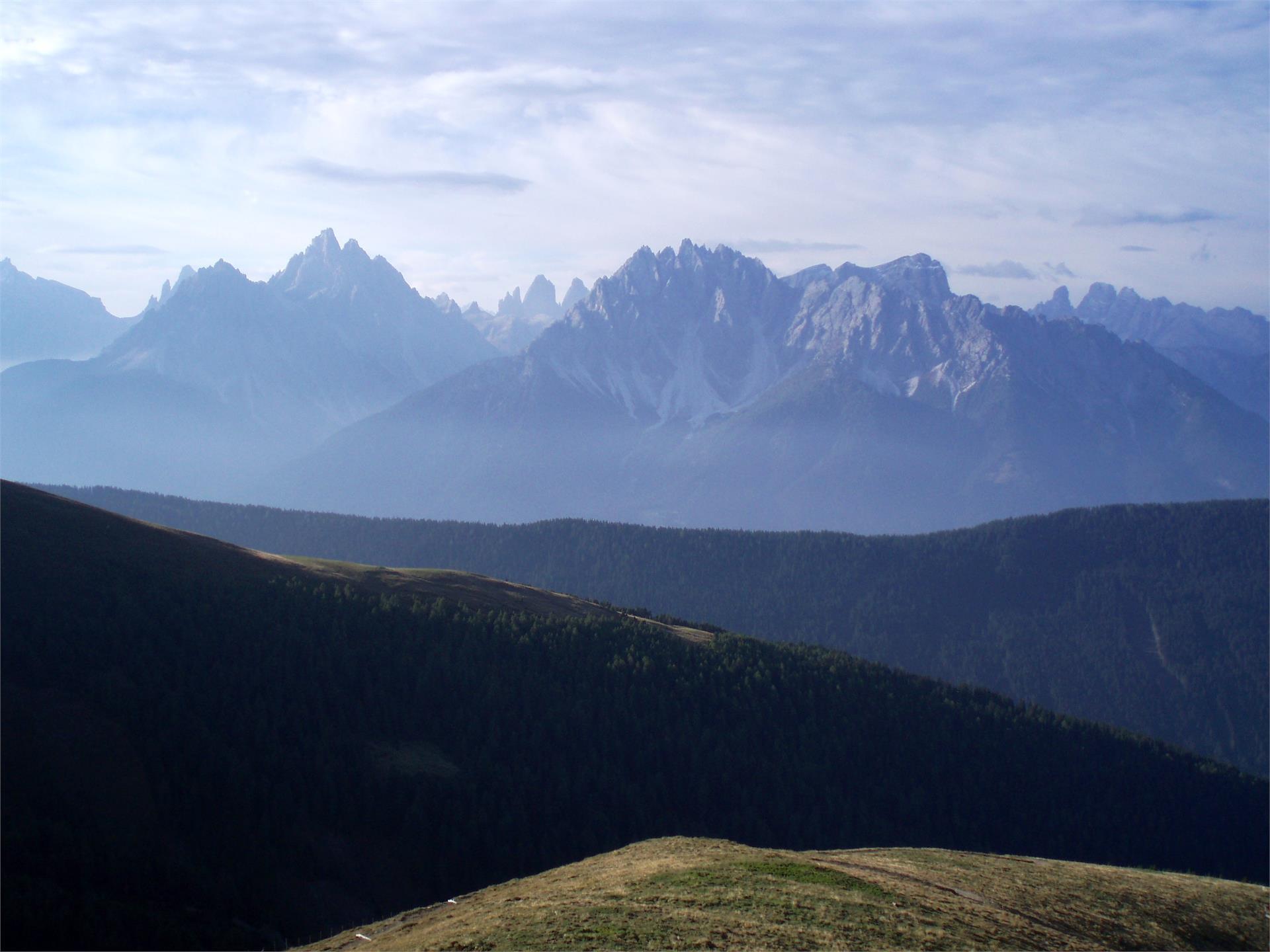 Dobbiaco Alpine Ridgeway