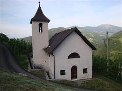 The Holy Grave Chapel in Barbiano/Barbian