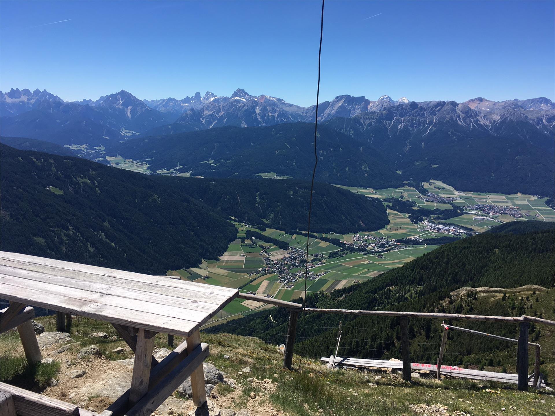 Bergtour: Hochnall 2.231m