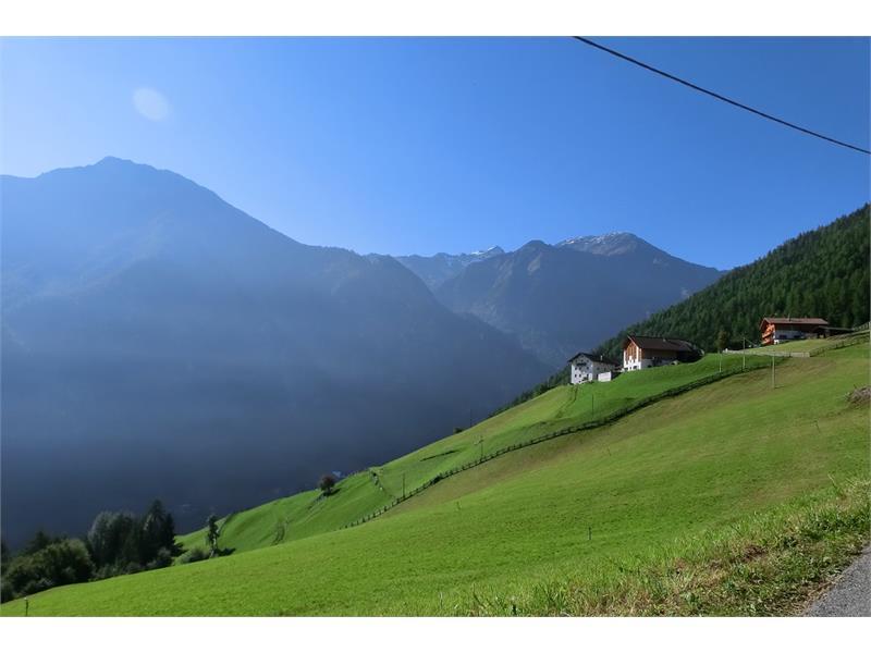 Ferienhütte Premstlhof view