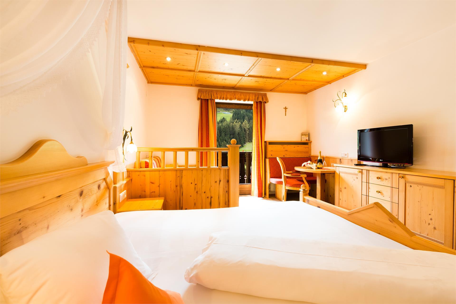 Camera doppia Berghotel
