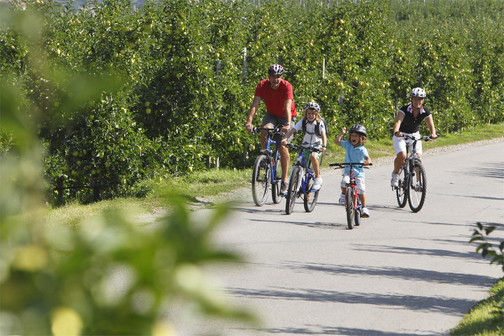 Via Claudia Augusta - Radtour von Staben nach Nals