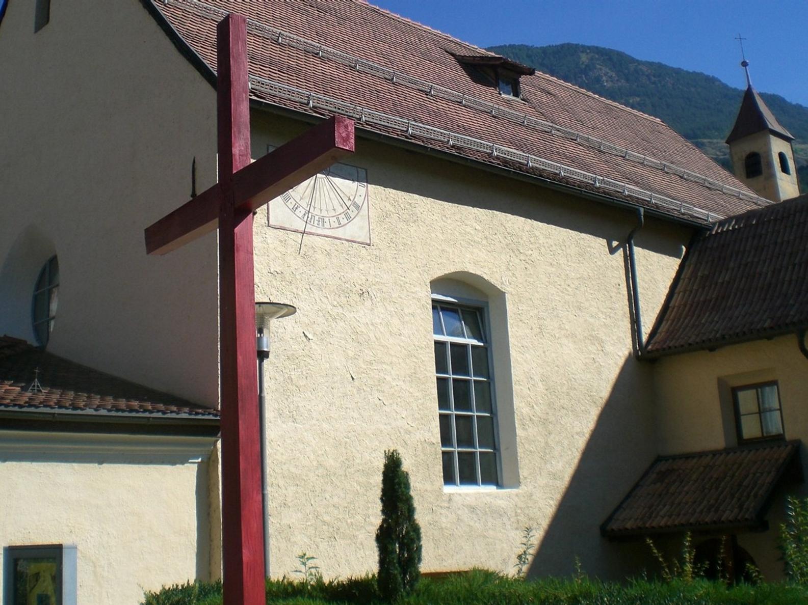 Kapuzinerkirche, Schlanders