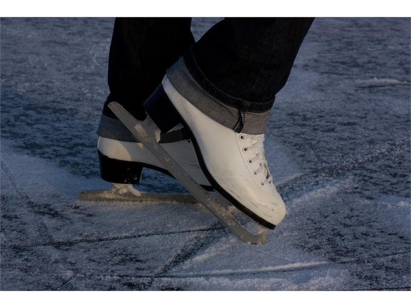 Eislaufplatz Obereggen