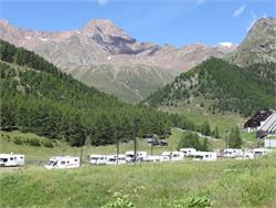 Caravan Park Schnals - Senales