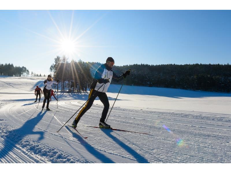 Cross country skiing  Nova Ponente