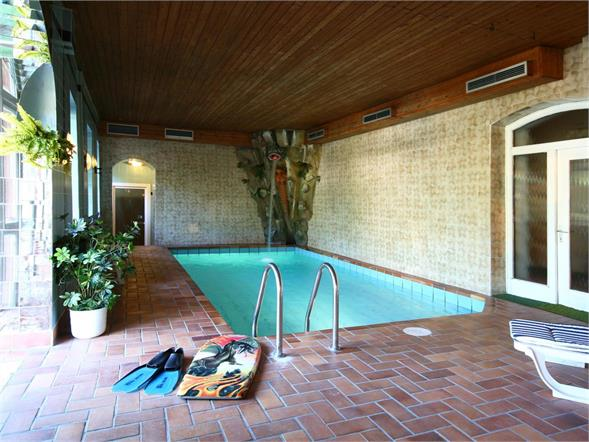 Hotel Gudrun - swimming pool